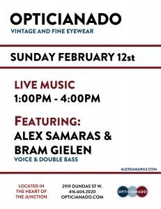 Jazz Flyer February1