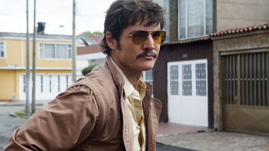 pedro pascal as dea javier pena in narcos